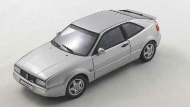 Photo of 1/18 : Promotion sur la Volkswagen Corrado de Revell