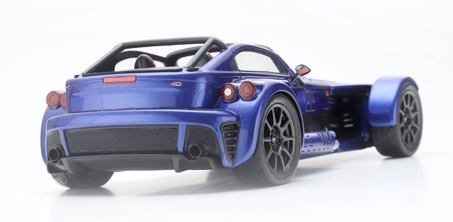 Donkervoort D8 GTO-40 1/18 collectibles