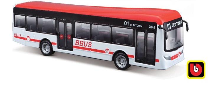 bburago-bus-rouge