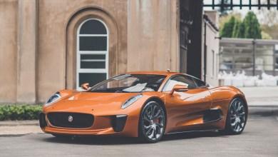 Photo of Une Jaguar C-X75 du film Spectre bientôt aux enchères