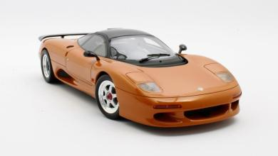 Photo of 1/18 : La Jaguar XJR-15 miniaturisée par Cult Models