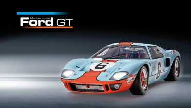 Photo de Altaya : Montez votre Ford GT 40