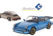 Photo of 1/18 : Deux superbes Porsche 911 type G à venir chez Solido