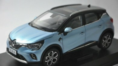 Photo of 1/18 : Le Renault Captur 2 déjà miniaturisé par Paudi