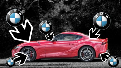 Photo of Supra : a-t-elle plus de logos Toyota ou BMW ?