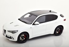 Photo of Modelissimo : l'Alfa Romeo Stelvio QV OttO à 69,95 €