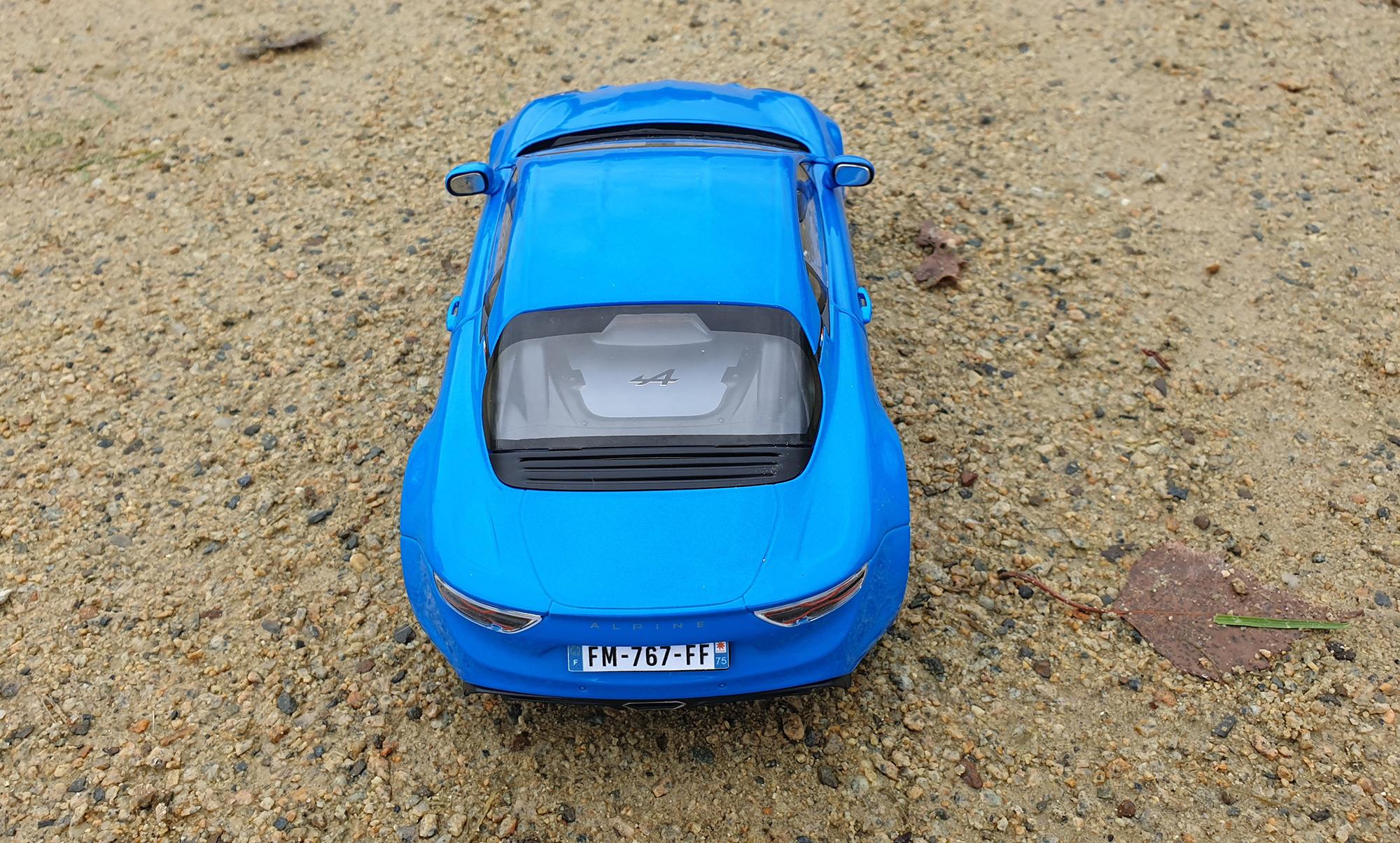 Alpine A110 Pure Solido S1801604