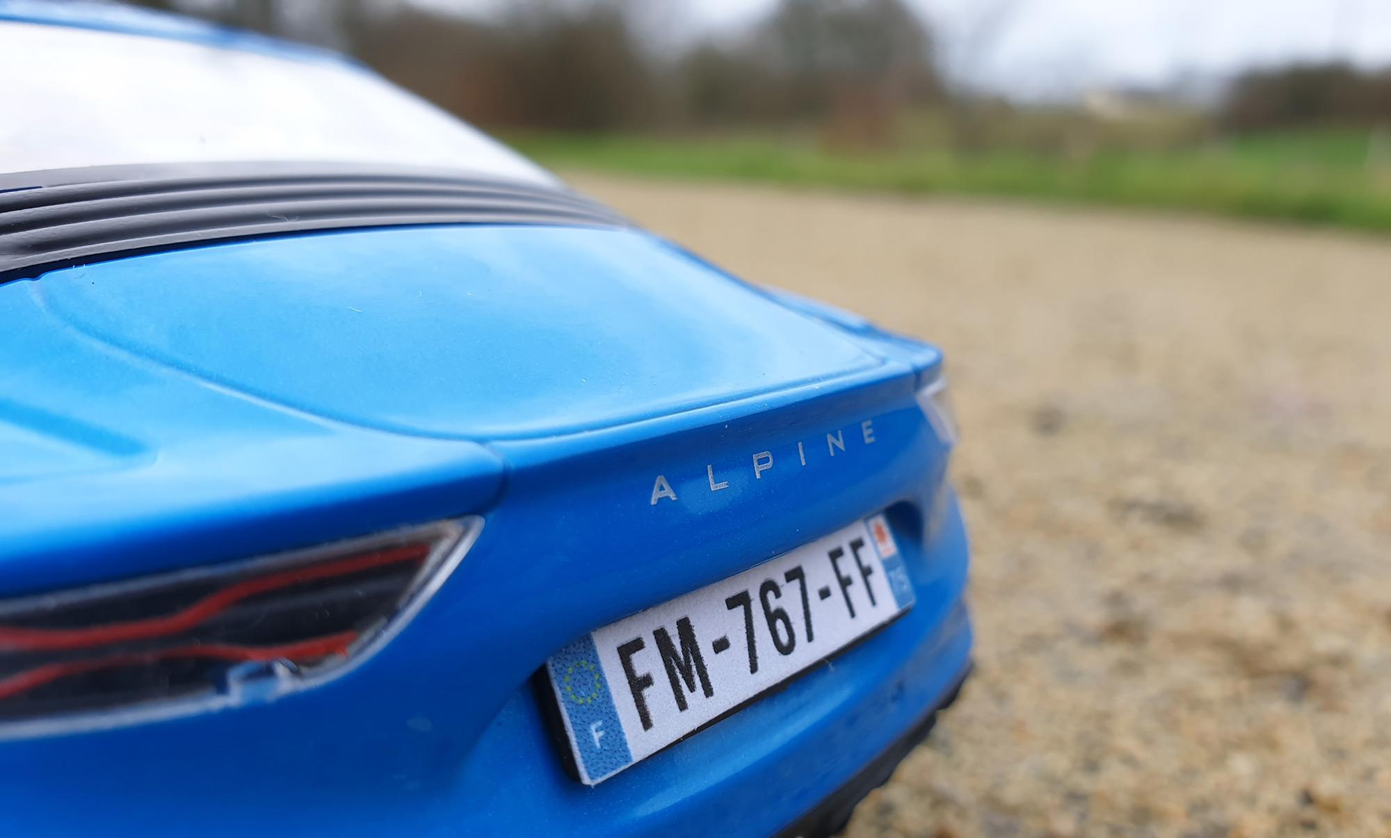 Alpine A110 Pure Solido miniature