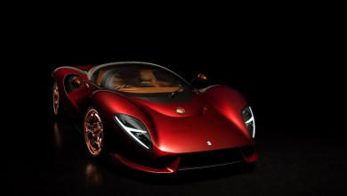 Photo of De Tomaso P72 : faux-retour mais vraie sportive
