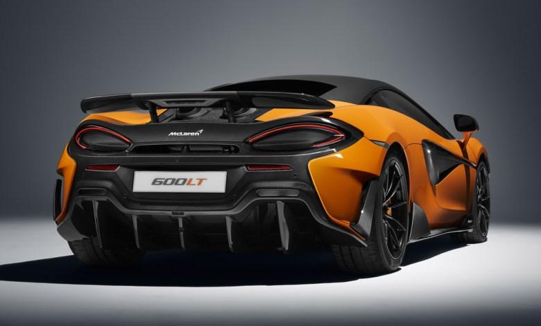 McLaren 600LT AUTOart 1/18
