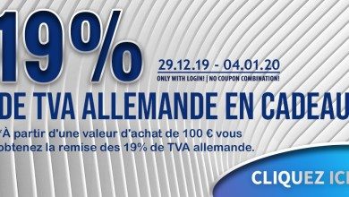 "Photo of Modelcarworld : La TVA allemande est ""offerte"""