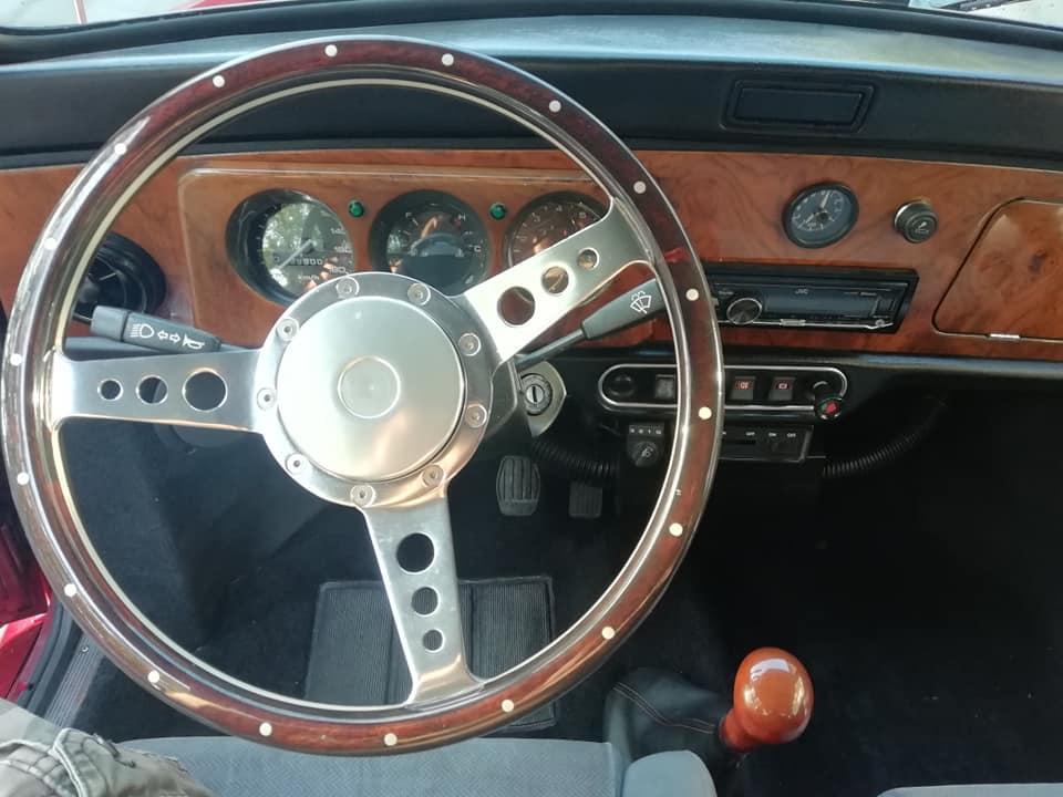 Rover Mini cabriolet Karmann