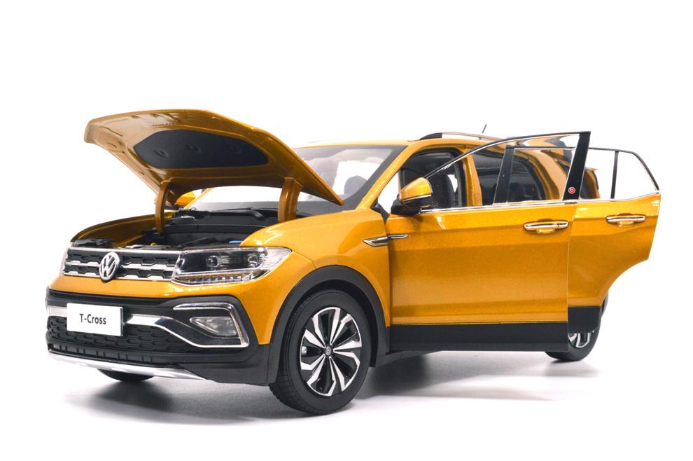 Volkswagen T-Cross 1/18 ouvrants