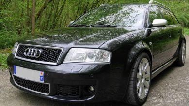 Photo of À l'époque où l'Audi RS 6 misait sur la discrétion