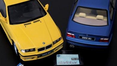 Photo of 1/18 : La BMW M3 E36 bientôt chez Solido
