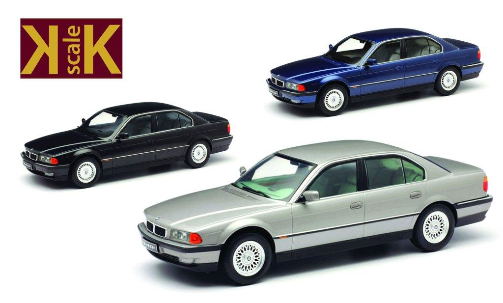 BMW Série 7 E38 KK-Scale