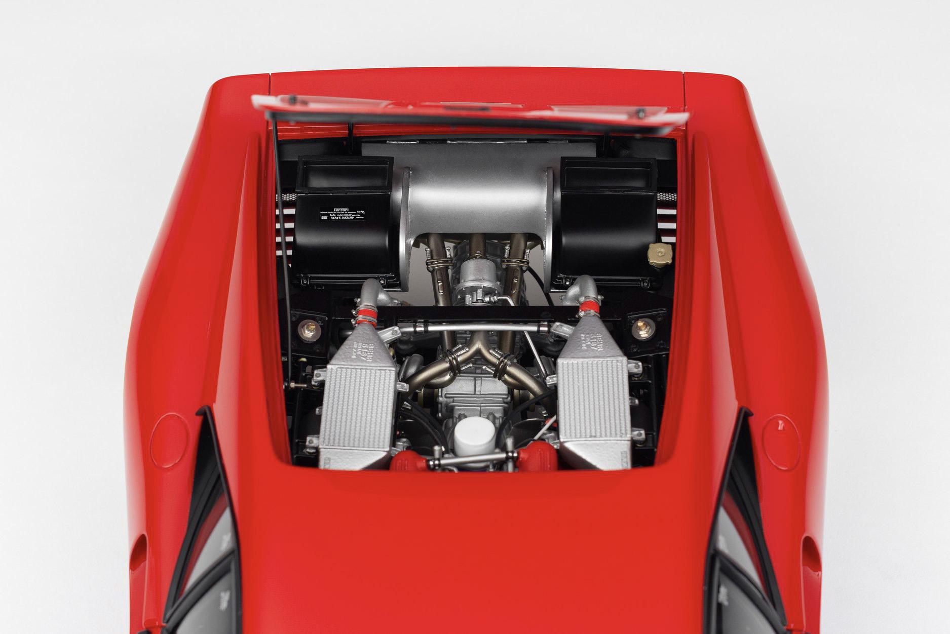 Ferrari 288 GTO Amalgam 1/8