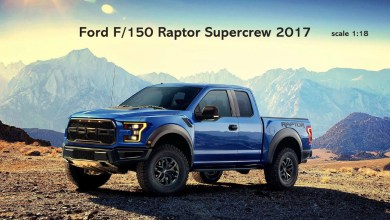 Photo of 1/18 : Le Ford F-150 Raptor annoncé chez AUTOart