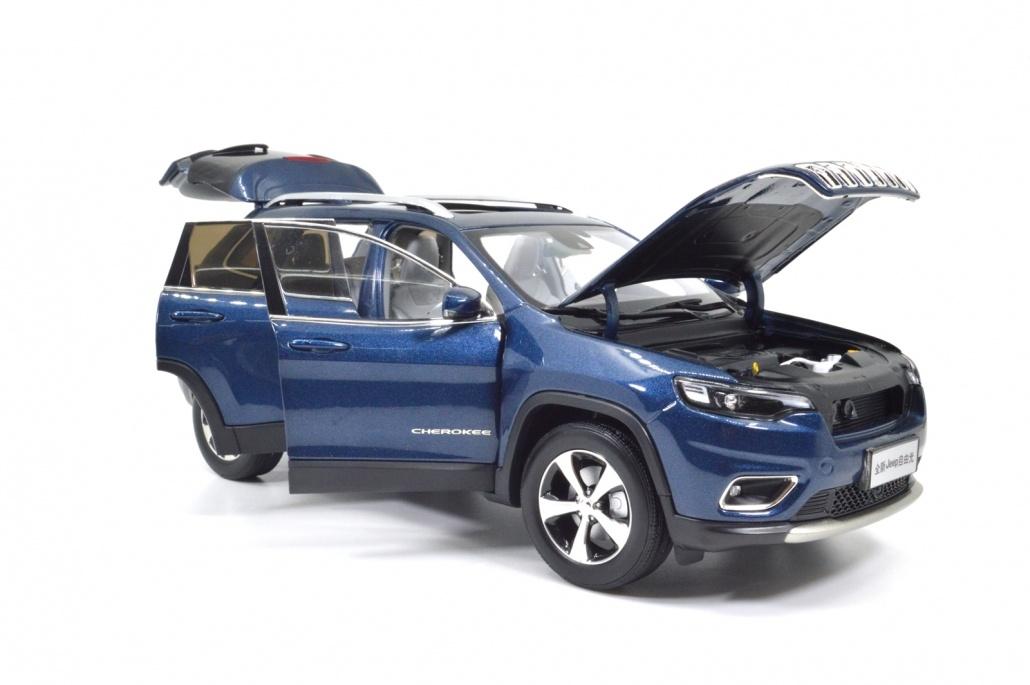 Jeep Cherokee 2019 Paudi 1/18