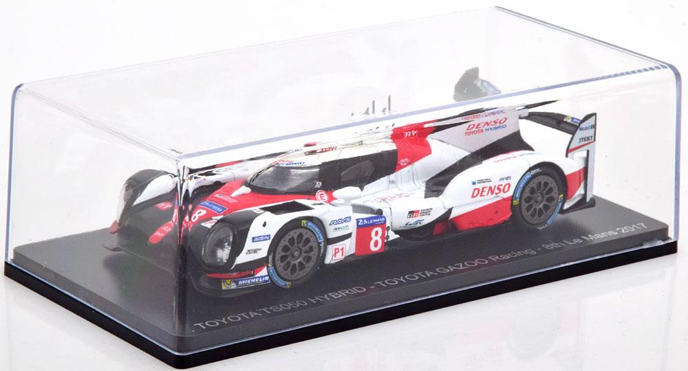 Toyota TS050 Le Mans 2017