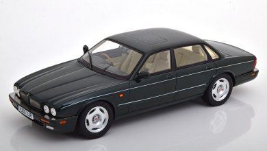 Photo of 1/18 : La Jaguar XJR de Cult Models est disponible