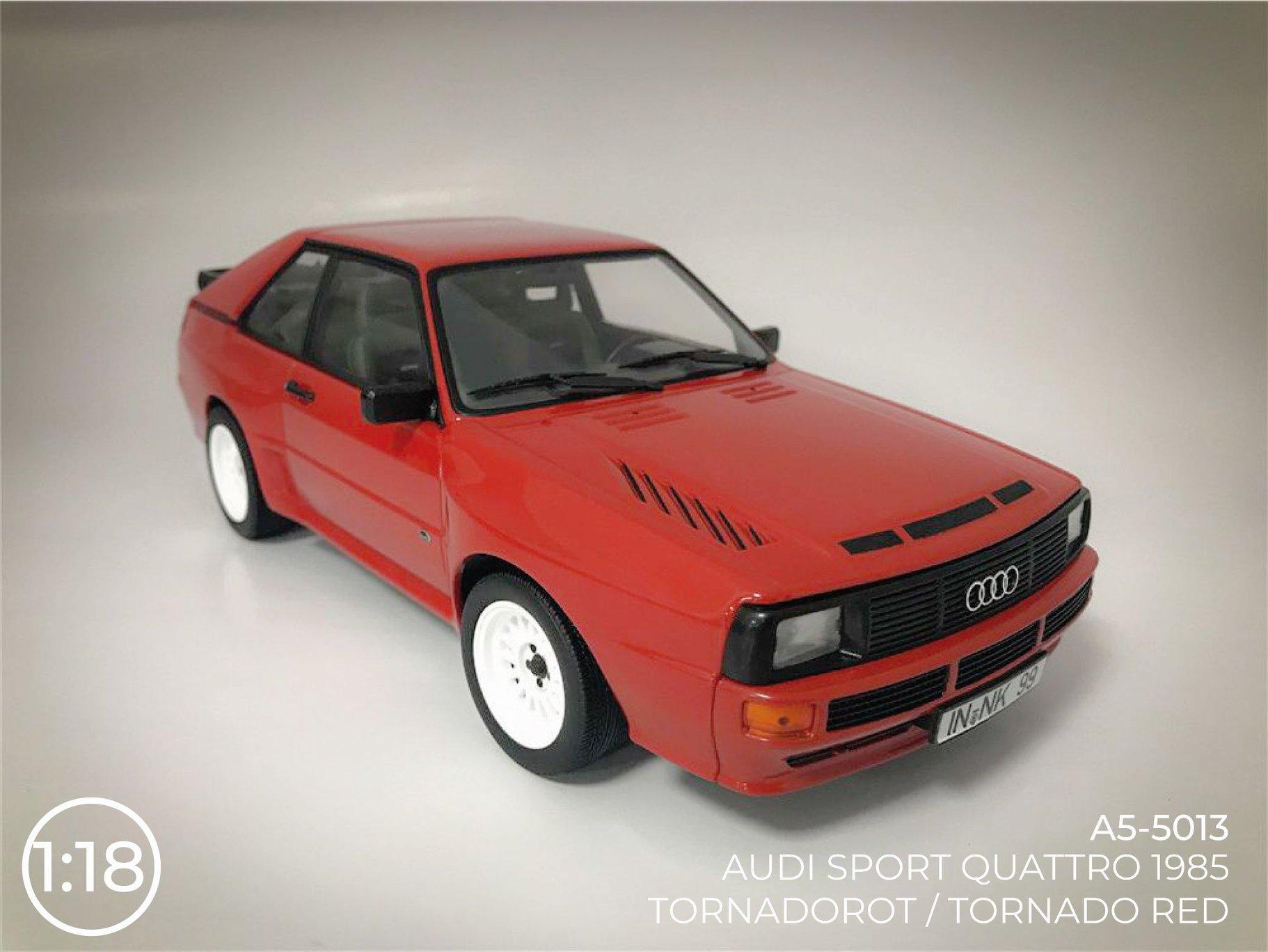 Audi Sport Quattro 1/18 Norev