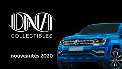 Photo of DNA Collectibles : les nouveautés 2020