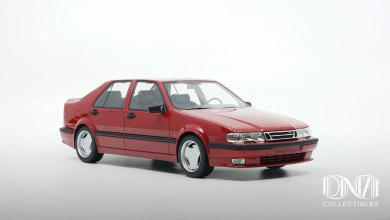 Photo of 1/18 : La Saab 9000 Aero en précommande chez DNA