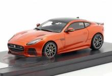 Photo of 1/43 : Qui veut une somptueuse Jaguar F-Type SVR TSM pour 19,95 €