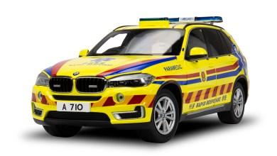 Photo of 1/18 : Paragon et Jadi dévoile un BMW X5 paramédical