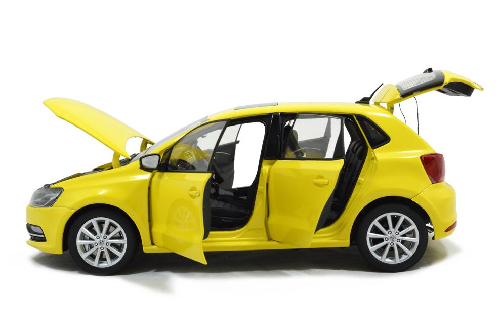 Volkswagen Polo 6R Paudi 1/18 (2338Y)