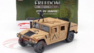 Photo of 1/18 : Le Humvee Autoword à 29,95 €
