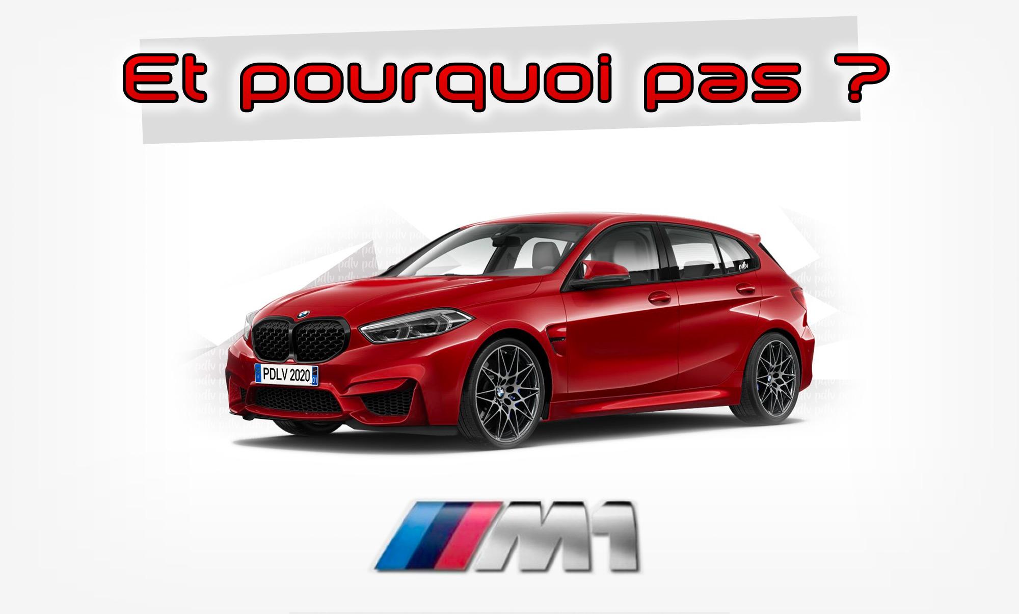 BMW 1M 2020