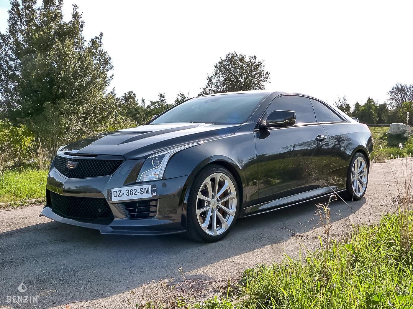 Cadillac ATS-V coupé