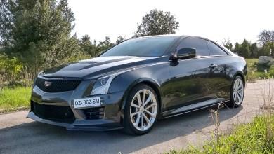Photo of Cadillac ATS-V : un joli monstre aux enchères chez Benzin