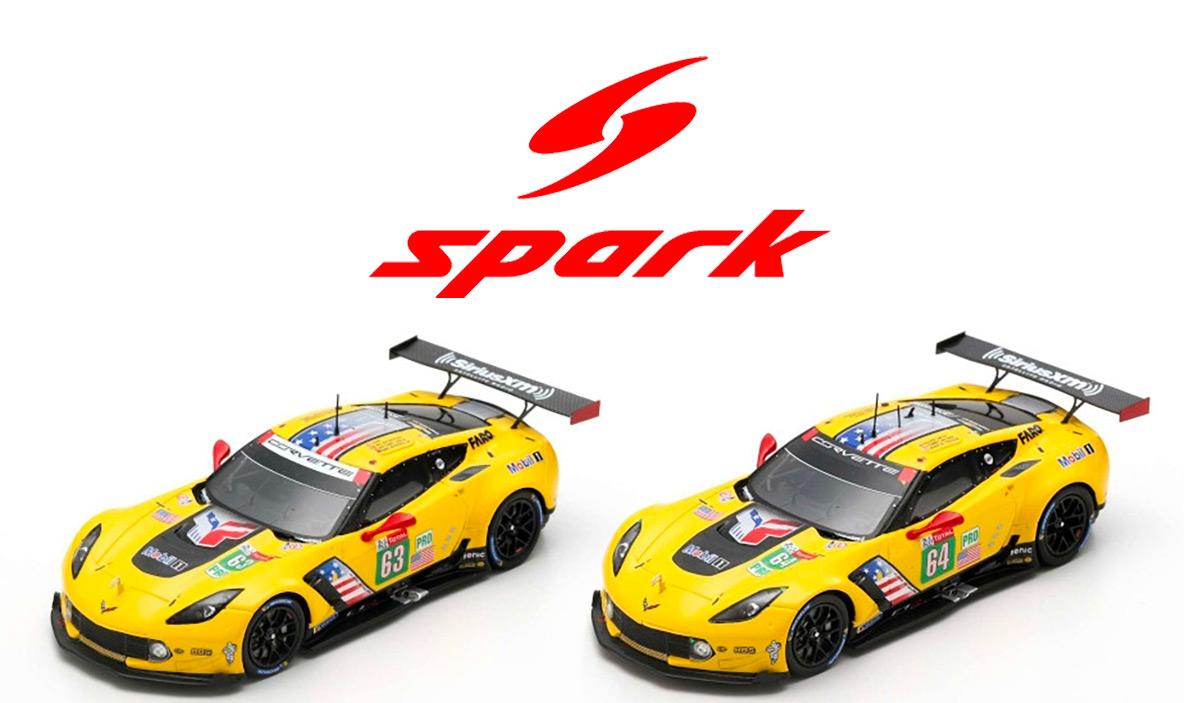Corvette C7.R 24 Heures du Mans 2019
