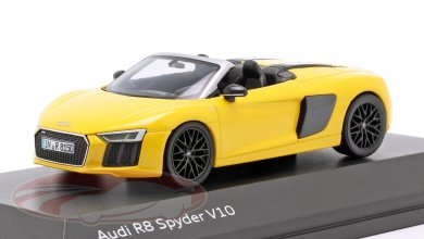 Photo of 1/43 : Une belle Audi R8 cabriolet pour 9,95 €