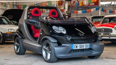 Photo of Une Smart Crossblade aux enchères sur Benzin