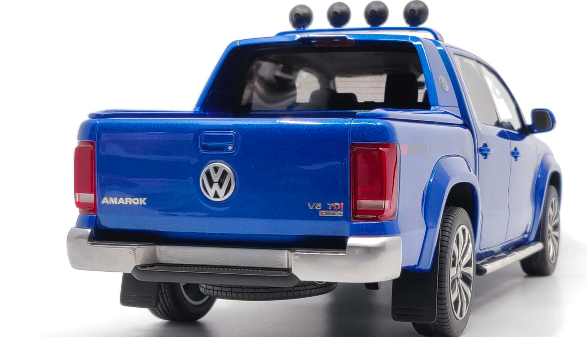 Volkswagen Amarok DNA Collectibles finition