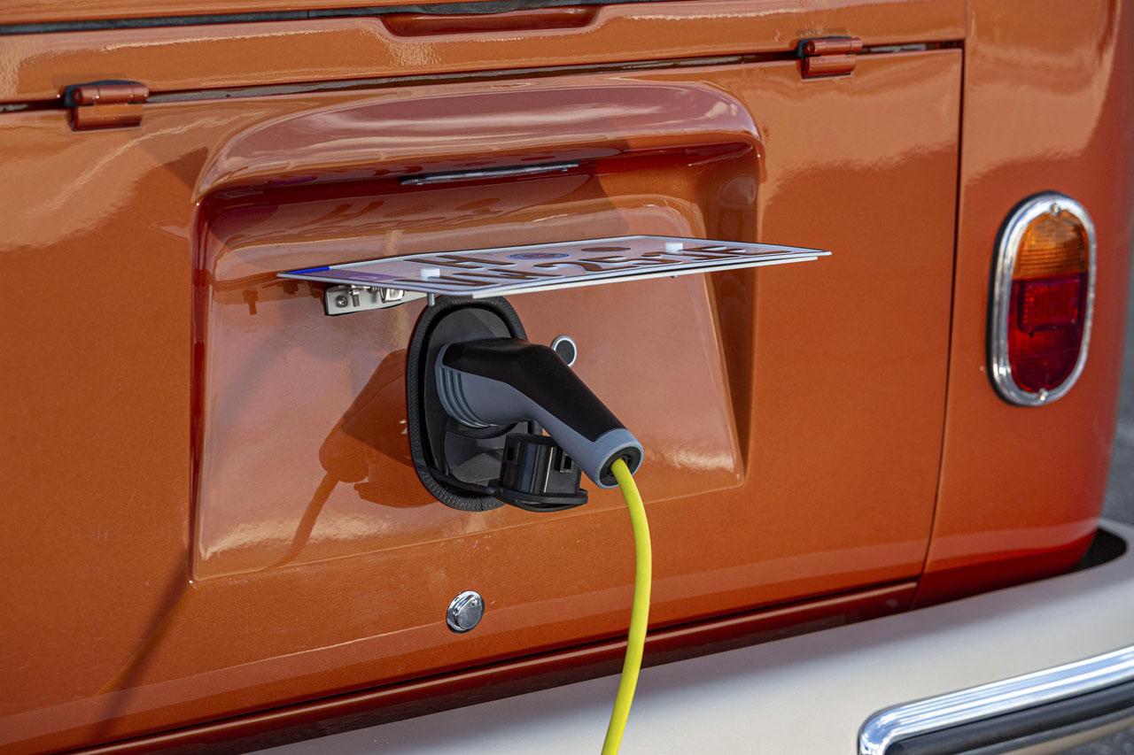 Volkswagen e-Bulli 2020 recharge
