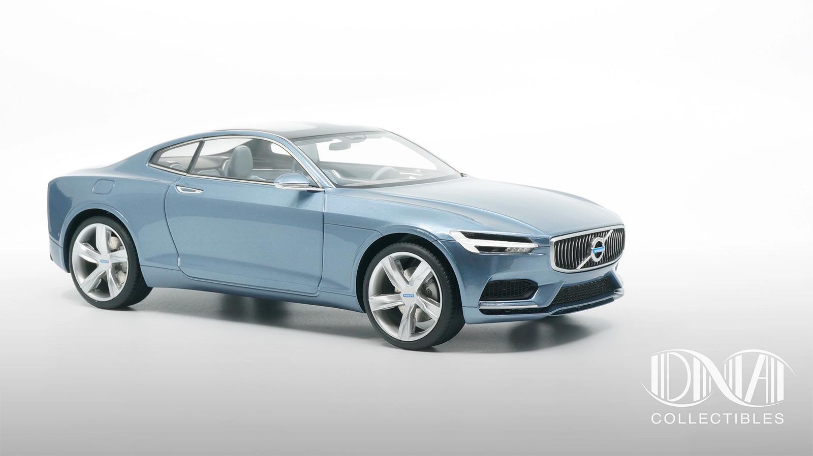 Commander la Volvo Concept Coupé DNA Collectibles 1/18