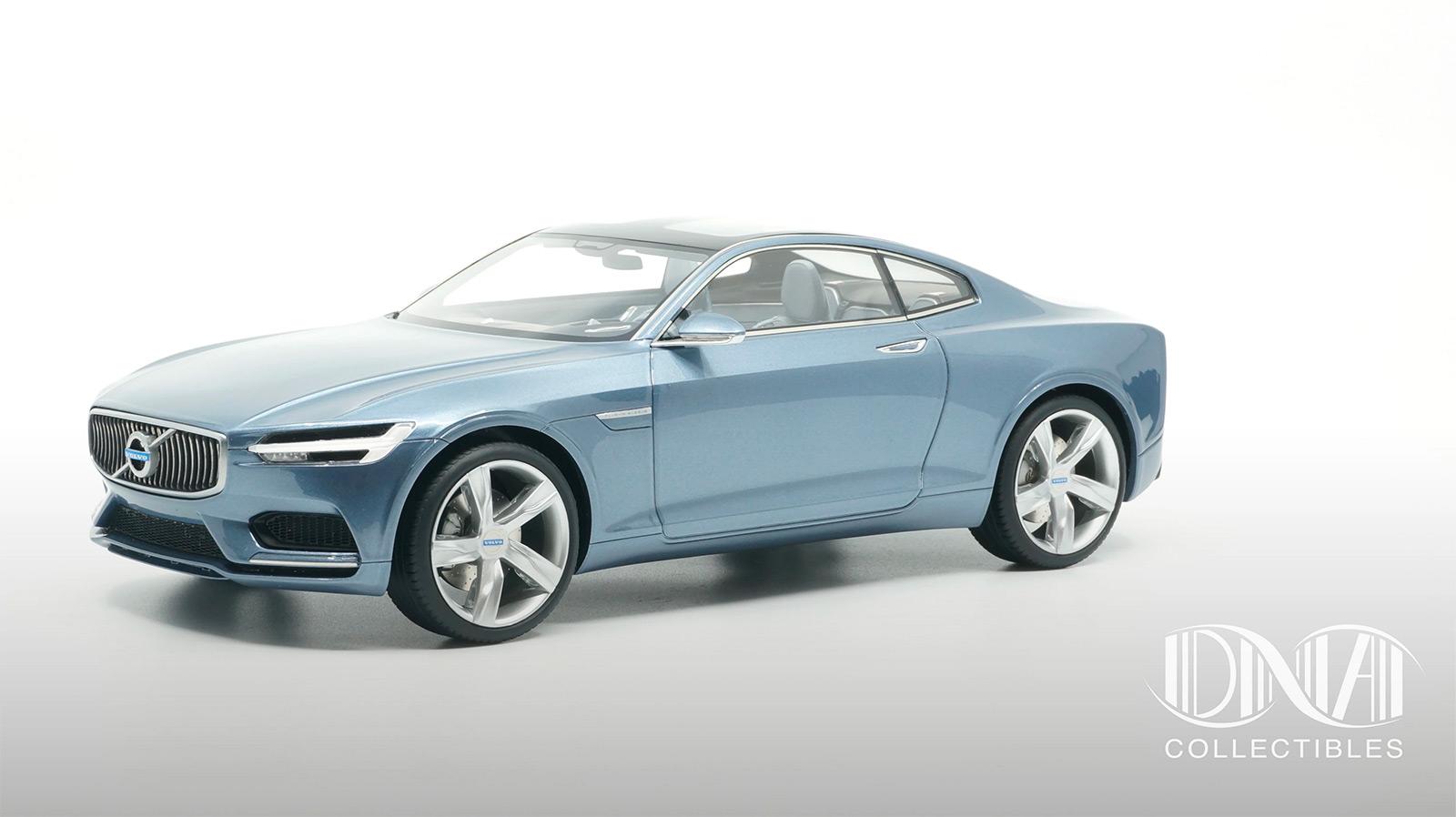 Volvo Concept Coupé DNA Collectibles 1/18