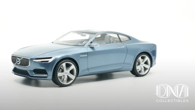 Photo de 1/18 : DNA sort la Volvo Concept Coupé