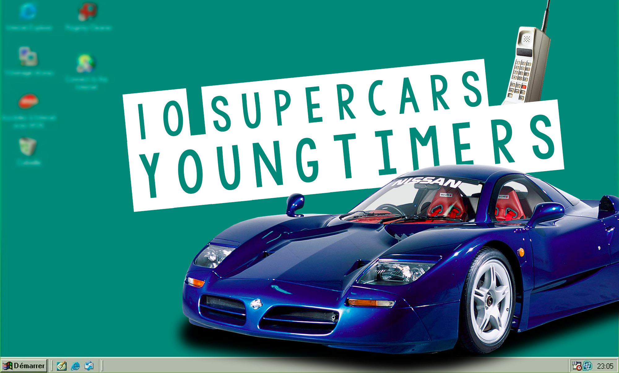 Supercars youngtimer