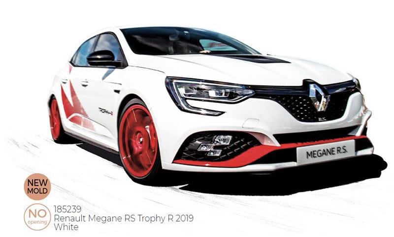 185239 Renault Megane 4 RS Trophy-R Norev 1/18