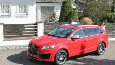 Audi Q7 V12 TDI occasion