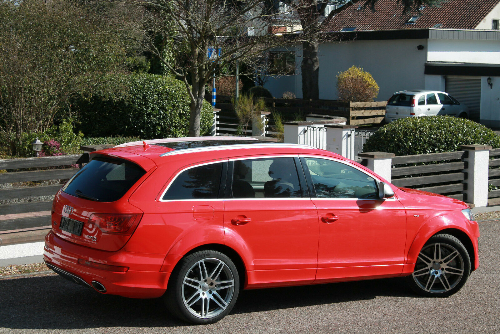 Audi Q7 V12 TDI prix de vente