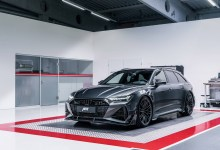 Photo of ABT Audi RS 6-R : puissamment ostentatoire