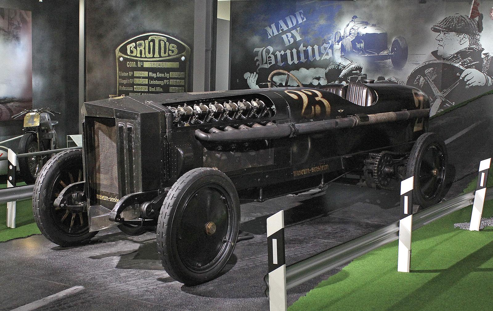 BMW Brutus 1917