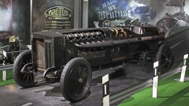 Photo of Le plus gros moteur automobile du monde… date de 1917 !